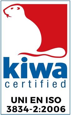 Certificazione di Sistema Qualità in Saldatura